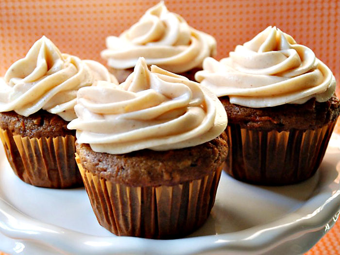 These buttercream based fillings are also used as cupcake frosting.