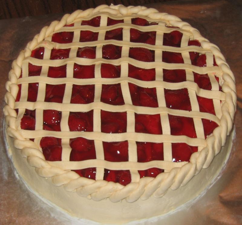 Apple Cake Pie Filling